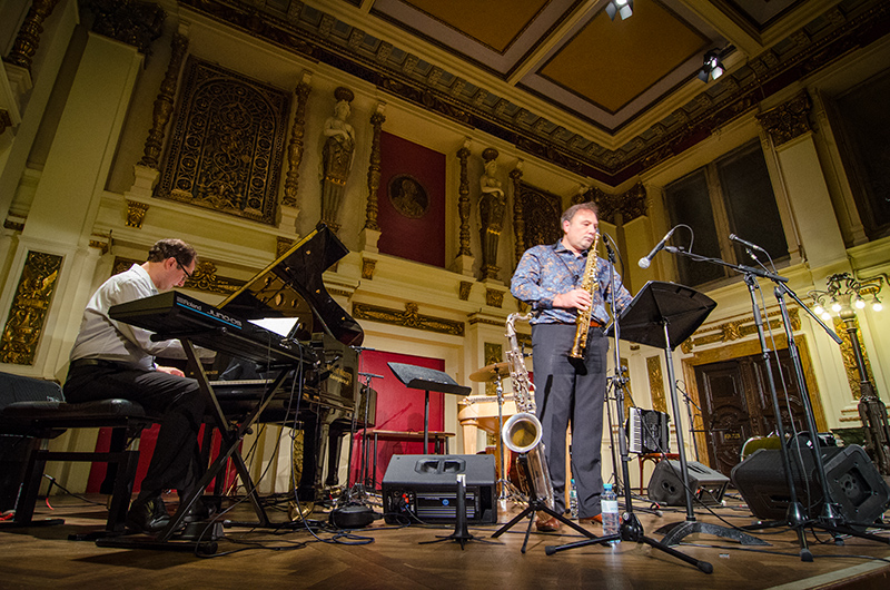 jazz vienna devet concert